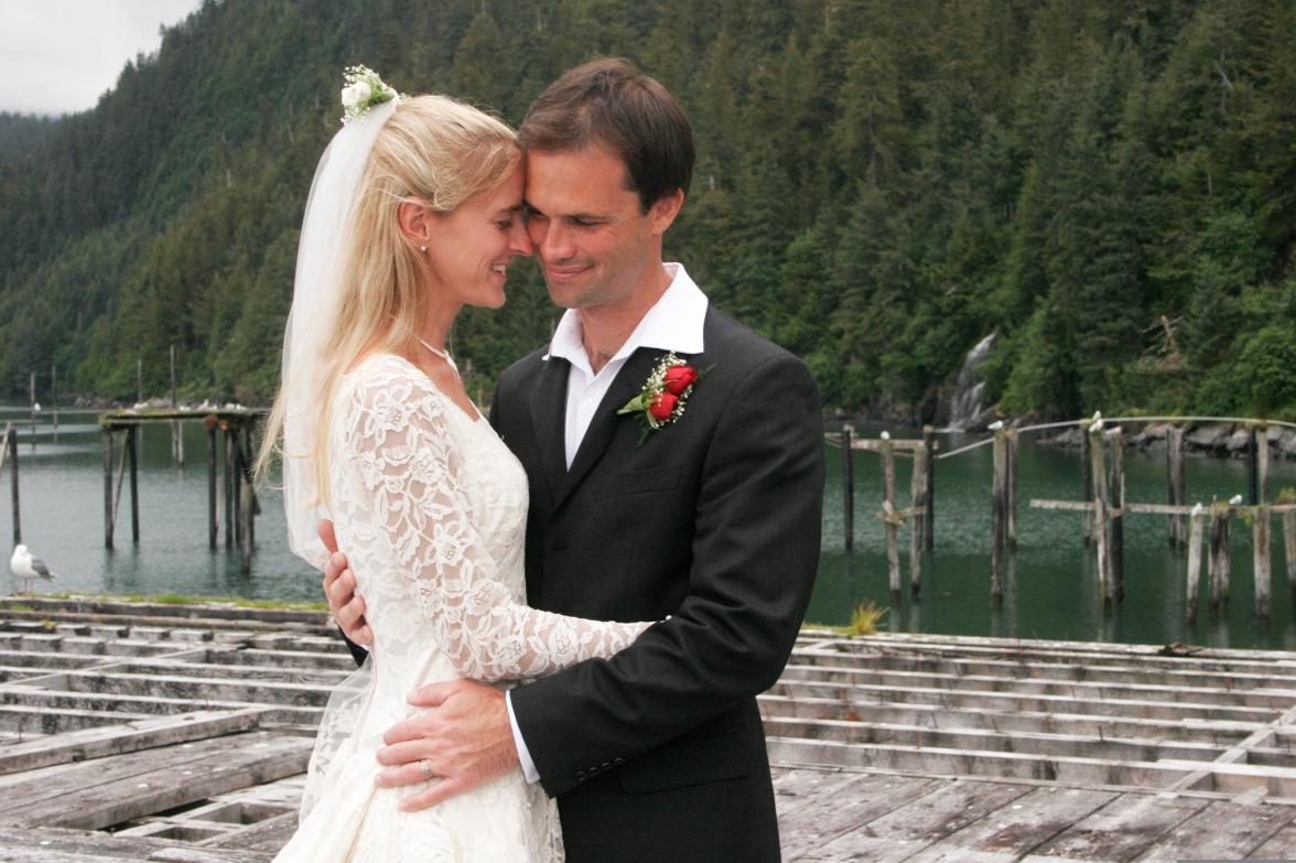Julie and Brad